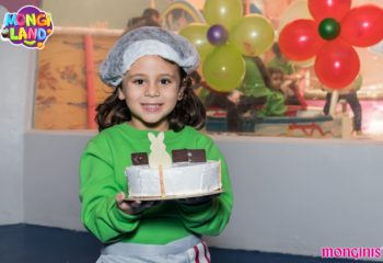 12 Baking cakes with our kids was a delicious learning. ( KG 1_Part 3 )